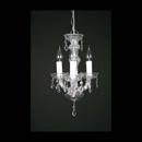 Afbeelding van Maria Theresa 3 lichts chroom