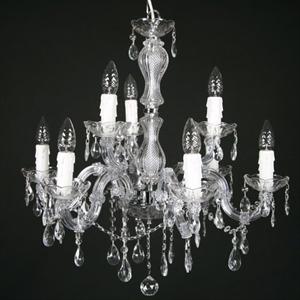 Afbeelding van Maria Theresa ( 6 + 3 ) lichts chroom