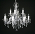Maria Theresa ( 8 + 4 ) lichts chroom