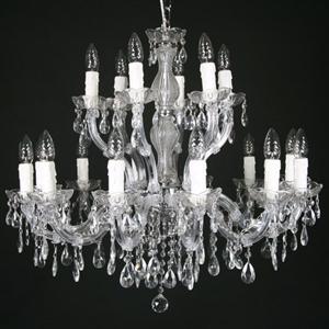 Afbeelding van Maria Theresa ( 12 + 6 ) chroom