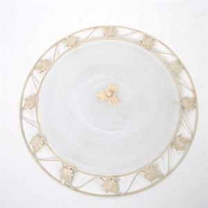 Afbeelding van Primavera plafondlamp 45 cm creme