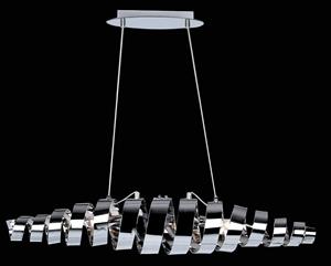 Afbeelding van Cocoon hanglamp 2 lichts